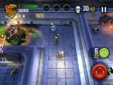 Judge Dredd vs Zombies iPad That's some explosive justice.