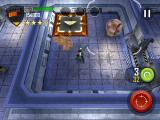 Judge Dredd vs Zombies iPad You can manually aim at crates and other props to look for items.