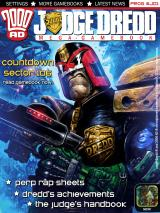 Judge Dredd: Countdown Sector 106 iPad Main menu