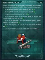 Judge Dredd: Countdown Sector 106 iPad You can do up to three actions before going on patrol