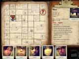Zafehouse: Diaries Windows Map - The map is where the majority of gameplay occurs. Survivors, actions, and locations are all viewed in this screen.