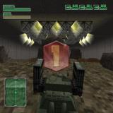 Seek and Destroy PlayStation 2 The start of a mini battle. The objective is to locate and destroy the enemy tank