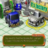 Road Trip PlayStation 2 Later in the same animated sequence the need to compete in all the various qualifying races is explained to the player. Q's factories are also where the player saves and exits the game