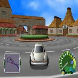 Road Trip PlayStation 2 The player can just drive around the town if they wish.