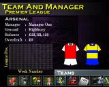 FA Manager PlayStation Team and manager overview