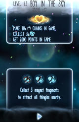 Little Galaxy Android New objectives for the third level