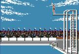 Summer Games Apple II Platform diving