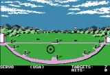 Summer Games Apple II Skeet shooting