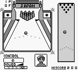 World Bowling Game Boy The ball is on it's way.