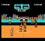 Arch Rivals NES In-game shot 1