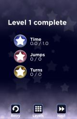 Neon Zone Android First level complete