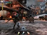 Joe Dever's Lone Wolf iPad Battle scene! Choose what you want to use: sword, shield, daggers or belt items