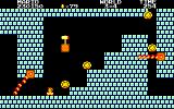 Super Mario Bros. Special Sharp X1 Looks like Mario will need to refresh his barrel jumping skills as Barrels make a return appearance, there's also a Hammer - the same power-up from Donkey Kong