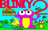 Blinky 2 DOS Title screen