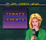 Michael Andretti's Indy Car Challenge SNES Nice hair but those eyes... meh. I won't bang her.
