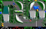 BMX Simulator 2 Amstrad CPC Last place at the moment.