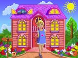 My Doll Windows Here she is, the star of the game in front of her house. She speaks with a charming Polish accent