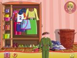 My Doll Windows The clothes sorting game. There is a pile of clothes. When clicked on an outfit is shown. If it suits then it belongs in the wardrobe, if it doesn't then it belongs in the basket