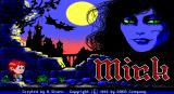 Mick DOS Title screen