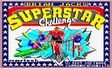 Brian Jacks Superstar Challenge Amstrad CPC Loading Screen.