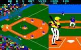 Championship Baseball Amstrad CPC Your turn to pitch.