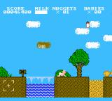 Baby Boomer NES In-game shot 2