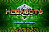 MedaBots: Metabee Game Boy Advance Your very own MedaBot story unfolds now...