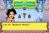 "MedaBots: Metabee Game Boy Advance The ""MedaBots Weekly"" television show gives you information on using MedaBots"
