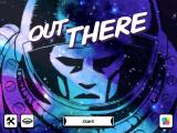 Out There iPad Title screen