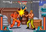 Solitary Fighter Arcade Another fight