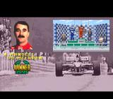 Human Grand Prix IV: F1 Dream Battle SNES Nigel Mansell, you rock you sexy thing.