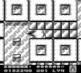 Kirby's Dream Land 2 Game Boy Fire power-up