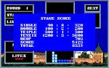 Tetris Sharp X1 Stage score