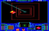 Deathscape Amstrad CPC Blast the aliens.