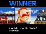 Virtua Fighter 2 Windows Wolf win