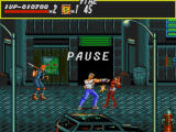 Streets of Rage Windows In your face!