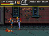 Streets of Rage Windows Second boss