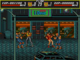 Streets of Rage Windows Alternative graphic - TV mode