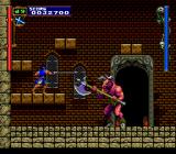 Castlevania: Rondo of Blood TurboGrafx CD Oh yeah? And you fight like a cow!