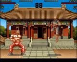 Body Blows Amiga Kossak and Yitu in Shaolin Temple (AGA version)
