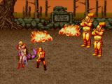 Golden Axe Windows Flame ghosts