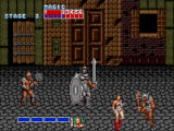 Golden Axe Windows Knight with a big sword