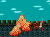Golden Axe Windows Yet another flame effect