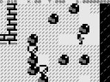 Boulder Logic ZX81 Be quick or be crushed by a boulder