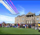 St Andrews: Eikō to Rekishi no Old Course SNES Let's celebrate.