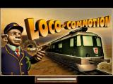 Loco-Commotion Windows The splash screen
