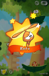 Cut the Rope 2 Android Roto has been discovered.