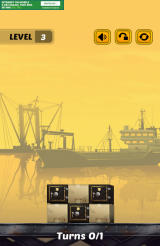 Swap The Box Android The first level of the Docks world