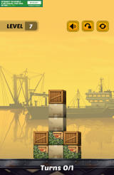 Swap The Box Android The seventh level of the Docks world