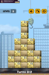 Swap The Box Android The fifth level in the City world
